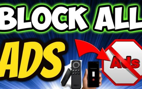 🔴MAKE EVERYTHING AD-FREE Firestick Android IPAD Devices No root