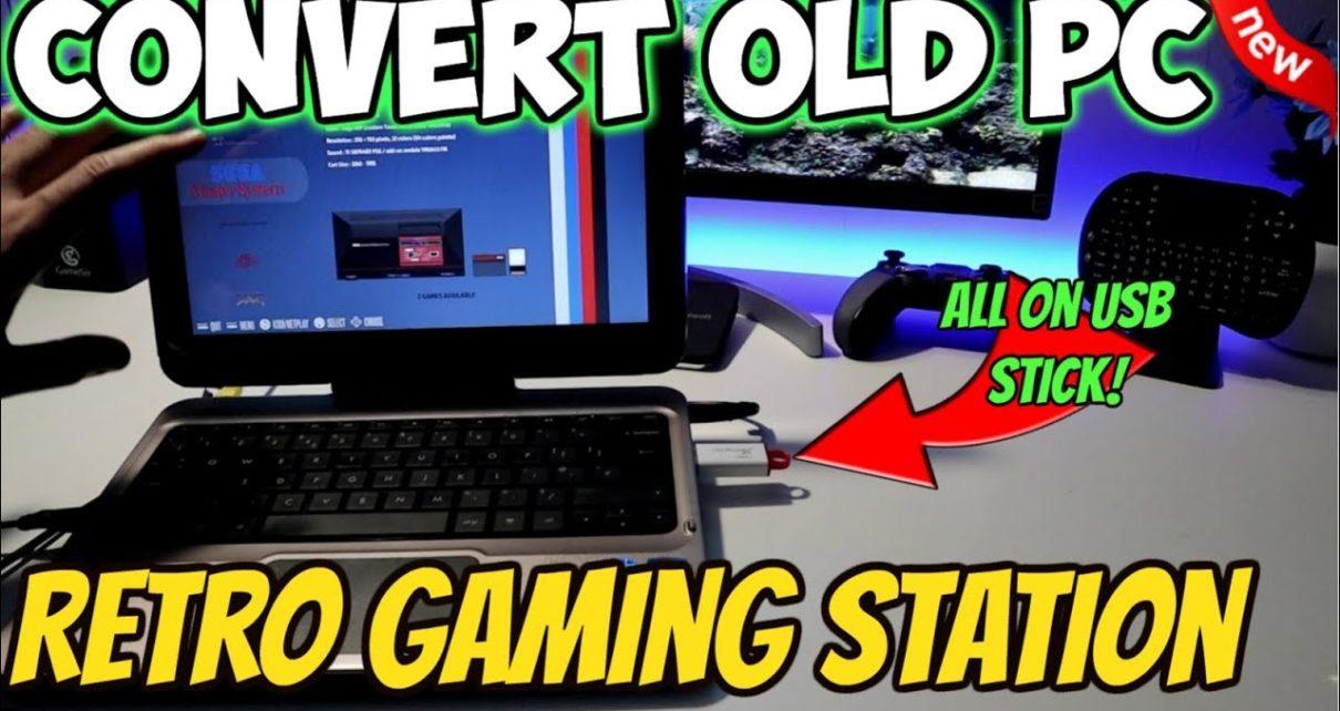 retro games on pc – TechDoctorUK